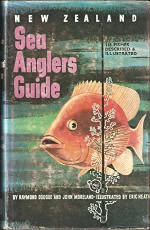NEW ZEALAND SEA ANGLERS' GUIDE. By R.B.: Doogue (Raymond Brian)
