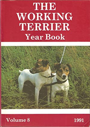 THE WORKING TERRIER YEARBOOK 1991. Edited by: Harcombe (David).