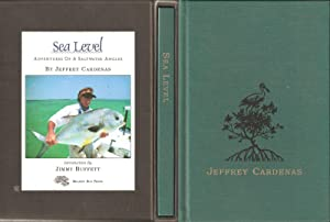 SEA LEVEL: ADVENTURES OF A SALTWATER ANGLER.: Cardenas (Jeffrey).