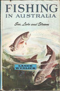 FISHING IN AUSTRALIA. By Lance Wedlick.: Wedlick (Lance).