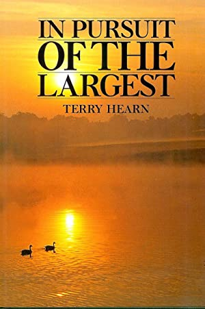 Terry Hearn First Edition 2006 ( Still Searching ) Signed H/B