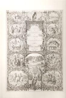TRAITE DE FAUCONNERIE. By H. Schlegel and: Schlegel (H.) &
