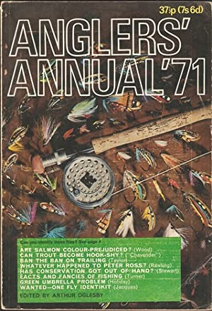 ANGLERS' ANNUAL 1971. Edited by Arthur Oglesby.: Oglesby (Arthur Victor).