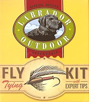 THE FLY TYING KIT WITH EXTRA TIPS.: van Vliet (John).