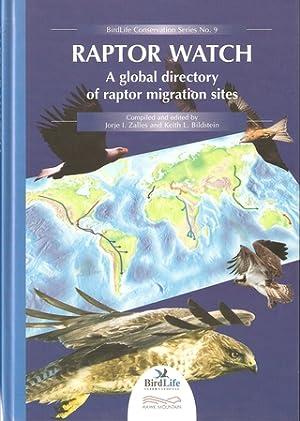 RAPTOR WATCH: A GLOBAL DIRECTORY OF RAPTOR: Zalles (Jorje I.)