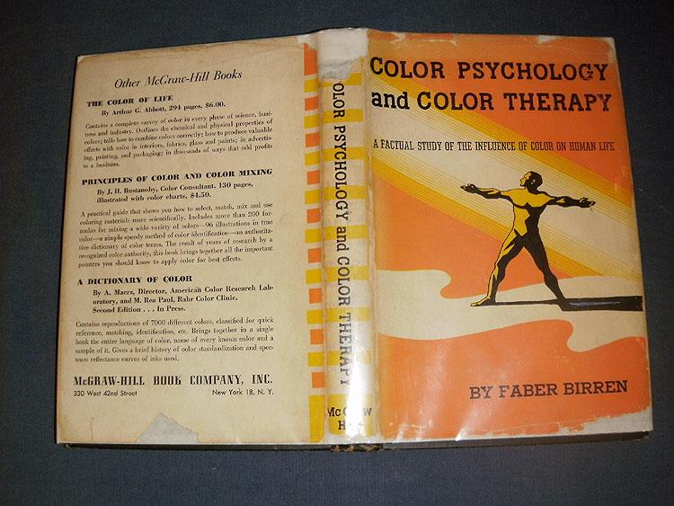 Color Psychology and Color Therapy by Birren, Faber: McGraw-Hill ...