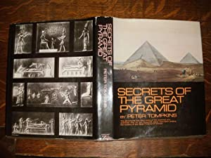 Secrets of the Great Pyramid: Tompkins, Peter