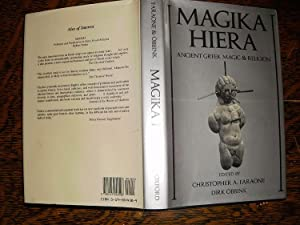 Magika Hiera Ancient Greek Magic & Religion: Faraone, Christopher A.