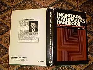 Engineering Mathematics Handbook: Definitions/Theorems/Formulas/Tables: Tuma, Jan J.