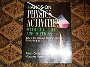 Hands-On Physics Activities: Cunningham, James &