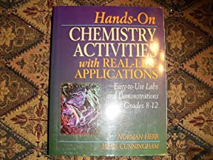 Hands-On Chemistry Activities: Cunningham, James &