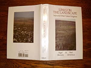 Lines on the Landscape Leys and Other: Pennick, Nigel &