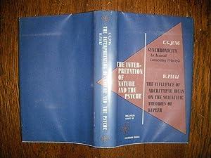 Interpretation of Nature and the Psyche Bollingen: Jung, C. G.
