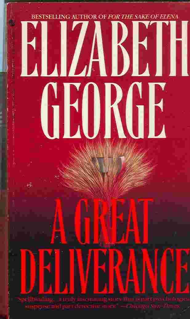 A Great Deliverance by George, Elizabeth: Bantam Books 9780553278026