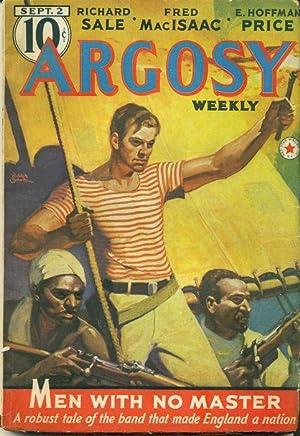 Argosy. Sept. 2, 1939: De S. Horn,
