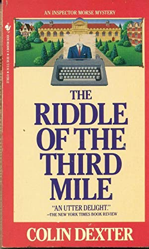 Image result for the riddle of the third mile