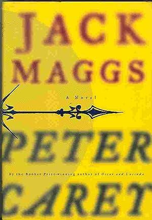 Jack Maggs: Carey, Peter