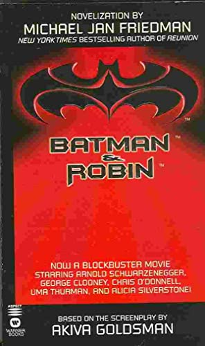 Batman & Robin: Friedman, Michael Jan