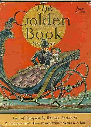 The Golden Book Magazine. Jun. 1930: Rea, Gardner; Stevenson,