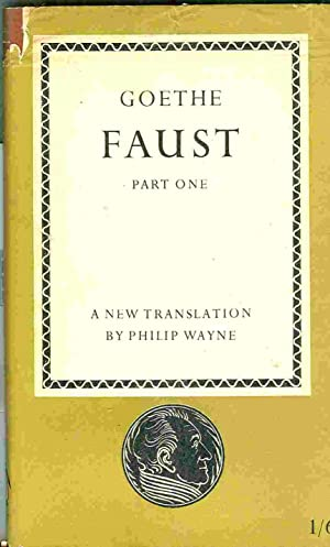 Faust (Part One): Goethe