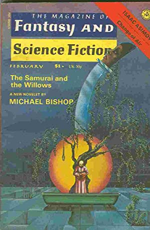 The Magazine of Fantasy and Science Fiction: Bishop, Michael; Williamson,