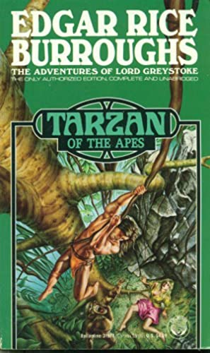 Tarzan of the Apes: Tarzan No. 1