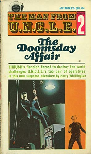 The Man from U.N.C.L.E.: The Doomsday Affair: Whittington, Harry