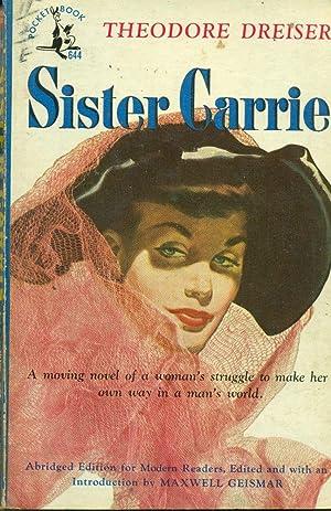 Sister Carrie: Dreiser, Theodore