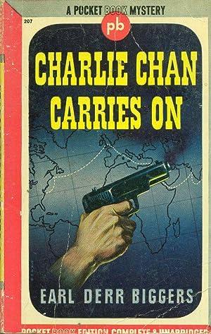 Charlie Chan Carries On: Biggers, Earl Derr