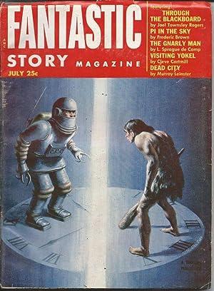 Fantastic Story (1954, Spring): Murray Leinster; Arthur