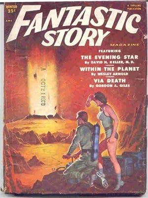 Fantastic Story (1952, Winter): David H. Keller,