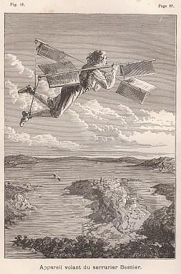 Les naufrages aériens.: LAPORTE, André