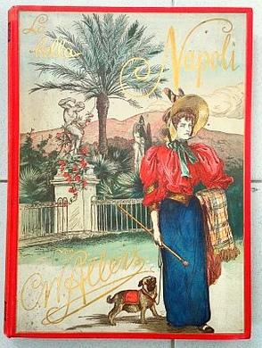 La bella Napoli.: ALLERS, Christian Wilhelm