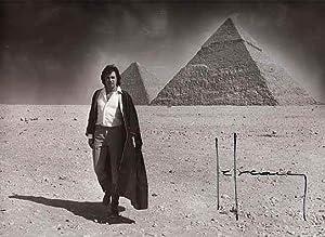 Originele zwart-witfoto in Egypte met toebehoren.: LEBEAU, Philippe