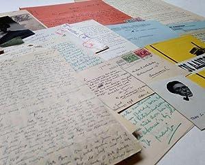Groot archief van de Nederlandse vooroorlogse literaire: IN AANBOUW