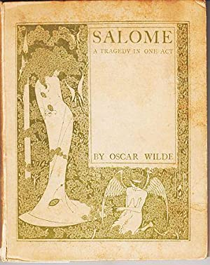 Salomé. A tragedy in one act. Translated: WILDE, Oscar