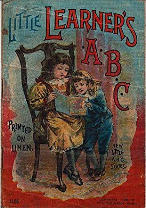 Little Learner's ABC. New Little A.B.C. Series.: RAG BOOK