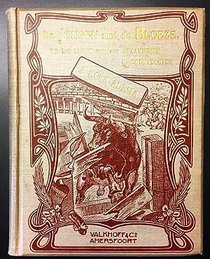 De jongen met de bloeze. Uit het leven van een Spaanschen stierenvechter. (Novel in Dutch about the...