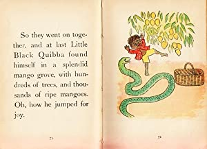 The Story of Little Black Quibba. By the Author of The Story of Little Black Mingo.: BANNERMAN, ...