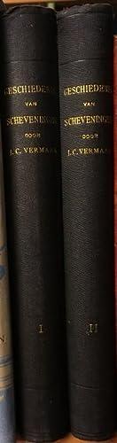 Geschiedenis van Scheveningen. (Originele uitgave).: SCHEVENINGEN). VERMAAS, J.C.