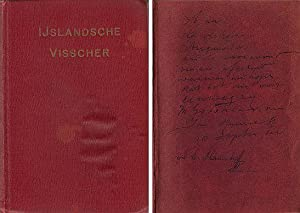 IJslandsche visscher. (Translated by Th.A. Quanjer).: SLAUERHOFF, J.). LOTI,