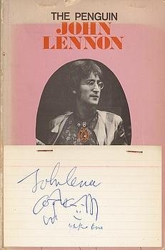 The Penguin. (John Lennon in His Own: LENNON, John