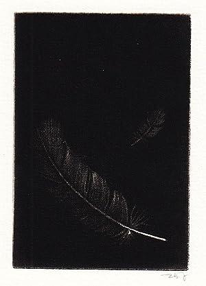 Intermezzi uit La Mandragola. (Met, los bijgevoegd, een gesigneerde mezzotint van Zbigniew Janeczek...