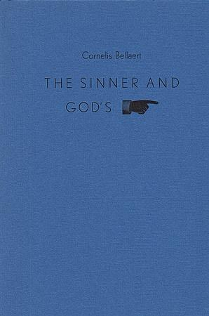 The Sinner and God's [Hand].: BELLAERT, Cornelis (= C. van DIJK)