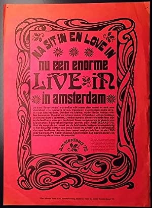Na Sit In en Love In nu: AMSTERDAAD