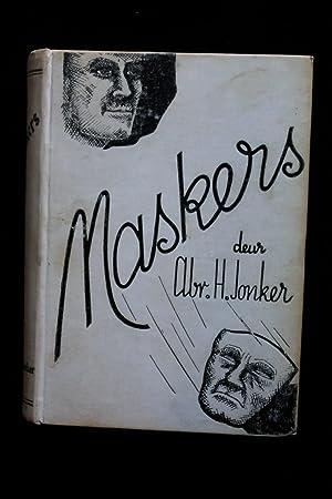 Maskers: Abraham H. Jonker