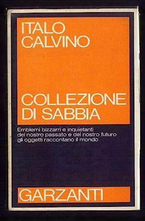 Collezione di Sabbia: Emblemi Bizzarri e Inquietanti: Calvino Italo