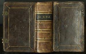 La Bible Qui Est Toute la Saincte