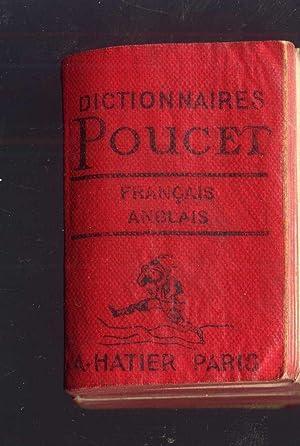 Dictionnaires Poucet: Anglais-Français: anon