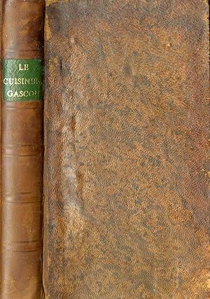 Le Cuisinier Gascon. Nouvelle Edition, A laquelle: Bourbon, Louis-Auguste (attributed)